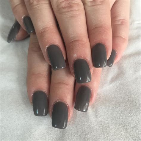 grey pattern nails 55 stunning gray nail art design ideas