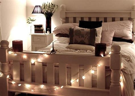 christmas lights on a bed pictures photos and images for