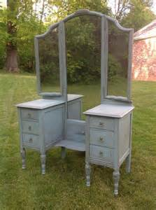 Mirror Vanity Set For Sale Sold Antique Vanity Dressing Table Tri Fold Mirror