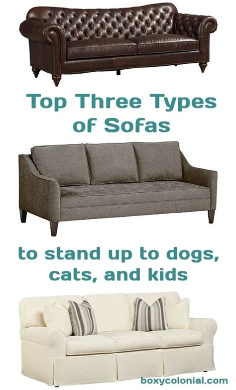 best couch with kids how to have a pretty sofa while also having dogs cats