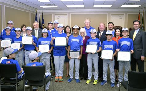 section 4 little league ny pya legends honored port washington news
