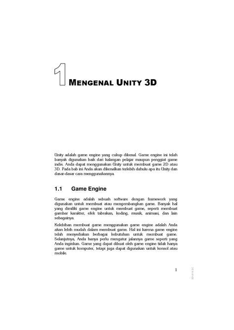 membuat game android dengan unity 3d membuat game android dengan unity 3d book by smitdev