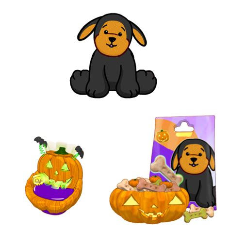 sneak a peek puppies sneak peek pumpkin puppy wkn webkinz newz