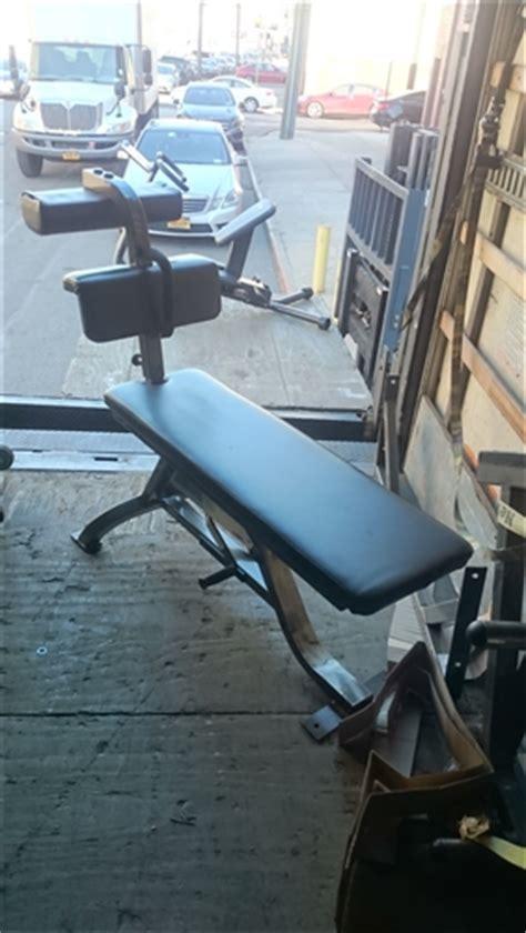 cybex ab bench cybex bent leg abdominal bench gymstore com