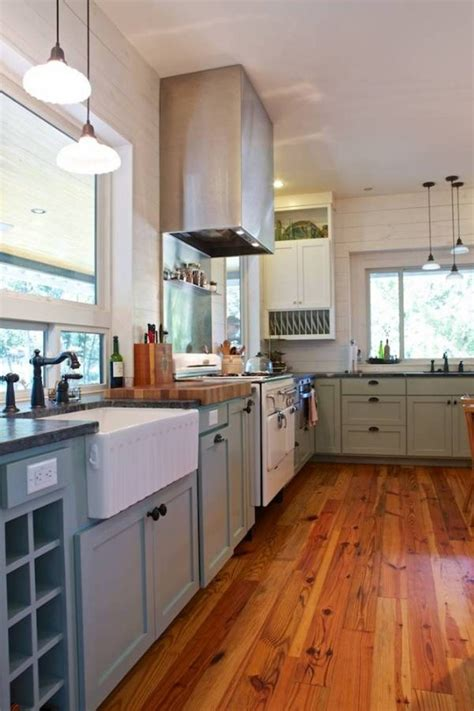 Kitchen Style Image 40 Elements To Utilize When Creating A Farmhouse Kitchen