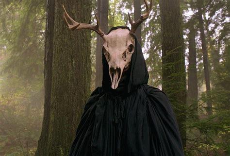 Creepy Deer Mask creepy creature scifi s