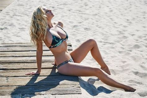 sexy south african genevieve morton barnorama