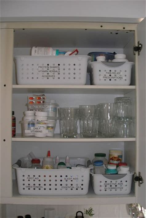 organize medicine cabinet kitchen organizing by neat simple living nj nyc area
