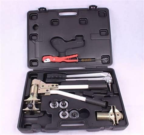 Pex Plumbing Kit by Pex Pipe Fitting Tool Kit Model Pex 1632 Used For