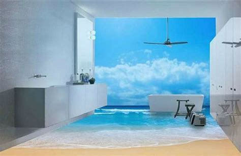 3d bathroom flooring contemporary flooring ideas decorative self leveling floor