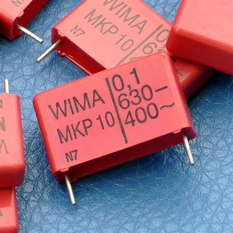 wima bypass capacitor pa hi end stereo balanced inputs 2015
