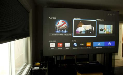 hisense 100 inch laser tv review hisense 100 laser tv review a 4k uhd smart projector