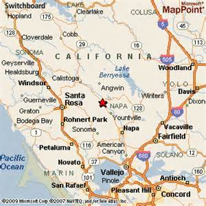 rutherford california map rutherford california