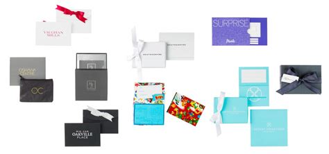 Gift Card Industry - gift card packaging progress luv2pak