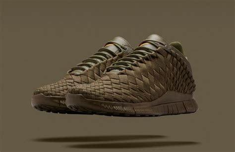 Nike Free Inneva Woven Vapour Green new nike free inneva woven tech colorway complex