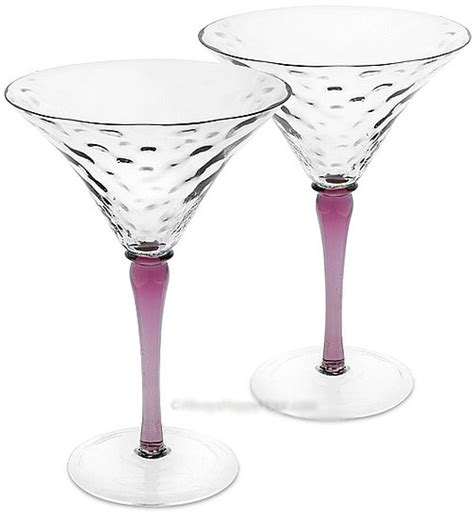 To Market Recap Glasses by The Ultimate Bar Martini Glasses Popsugar Food