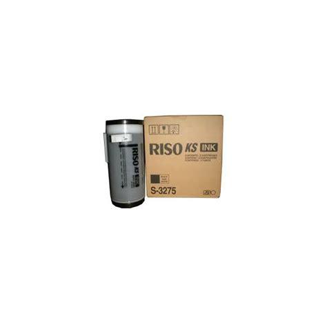 Tinta Riso Ks 800 Encre Riso S 3275 Noir Ve 2 Unit 233 S Pour Ks 800