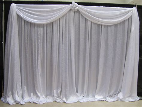 pipe and drape table drapes for trade shows rk is professional pipe and