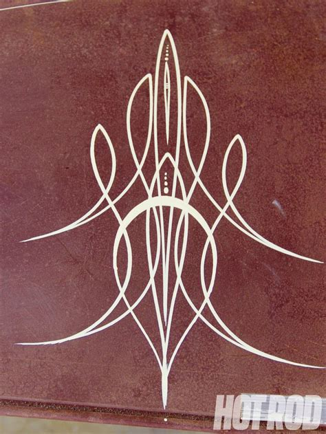 tattoo pinstripe designs pinstripe designs on cars pinstriping finished pin