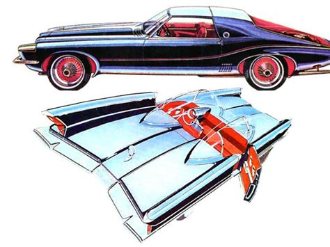 futuristic cars drawings top 10 concept cars of the fifties car body design
