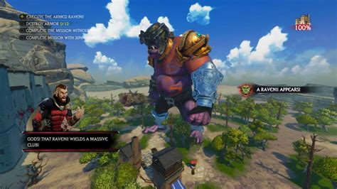 extinction review ps4 all that glitters is not gold