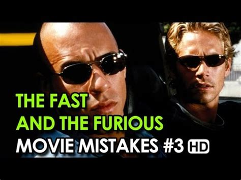 film fast and furious youtube the fast and the furious movie mistakes 3 2001 hd