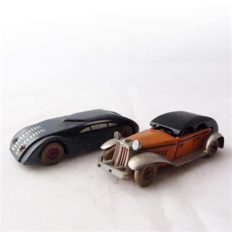 deco car models wooden deco cars czechoslovakia 1930s