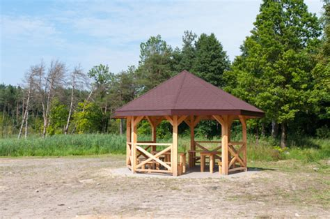 build your own gazebo fantastic how to build a gazebo from scratch garden