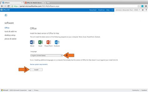 Office 365 On Mac Installing Computer Help Documents Oregon State