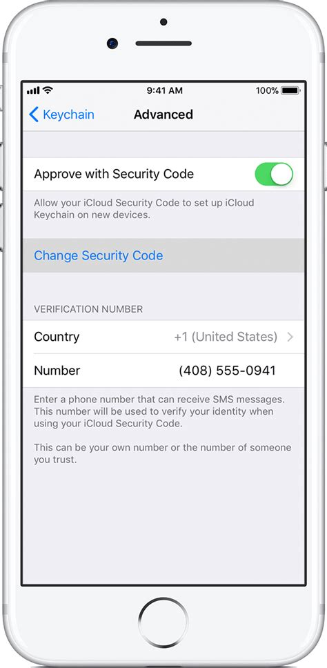 Many Find How To Find Your Icloud Keychain Security Code Howsto Co