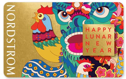 Can You Use A Nordstrom Gift Card At The Rack - nordstrom offers free lunar new year gift with purchase 2017 saks fifth avenue
