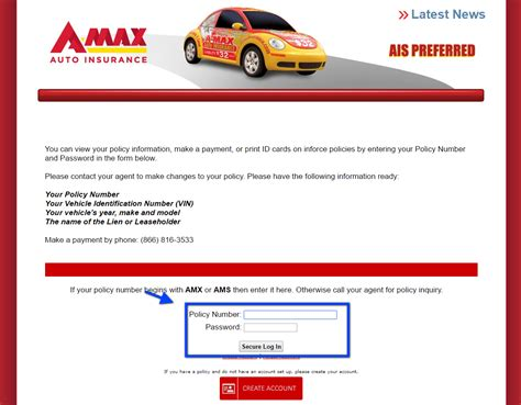 can you make car payment with credit card amax auto insurance login make a payment