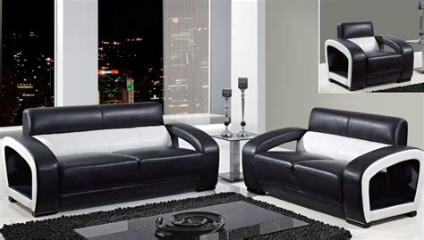 contemporary living room furniture sets living room modern furniture black within wonderful white decorating ideas faux leather