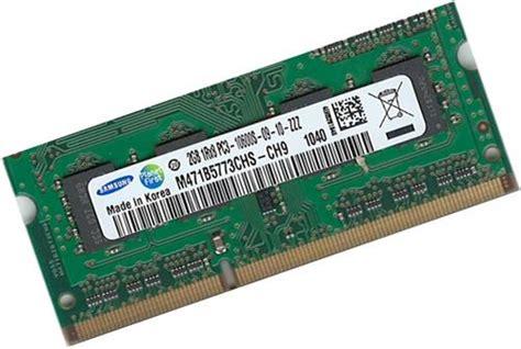 Ram Samsung 2gb Ddr3 samsung m471b5773chs ch9 2gb 1rx4 n ecc pc3 10600 ddr3 1333mhz