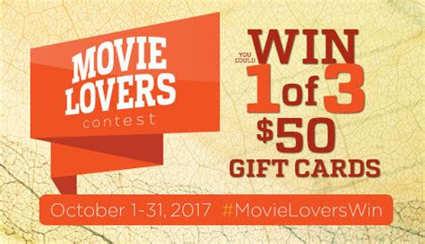Landmark Cinema Gift Cards Canada - landmark cinemas contests win great movie stuff
