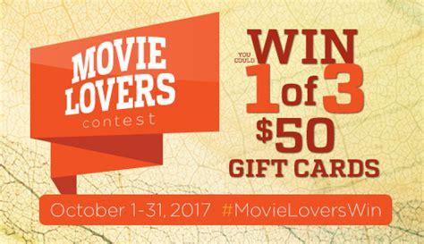 Landmark Theater Gift Card - landmark cinemas contests win great movie stuff