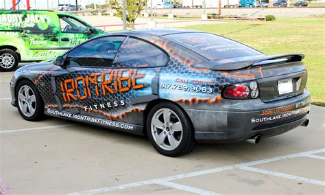 cool wrapped cars cool edgy car wrap southlake zilla wraps