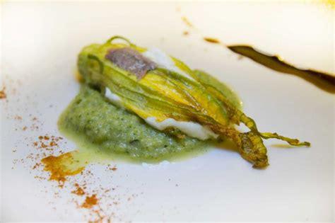 fiori di zucca ristorante la ricetta perfetta dello chef fiori di zucca con ricotta