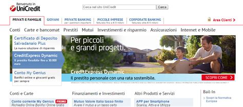 unicredit banca via privati azioni unicredit quotazione unicredit ucg mi in tempo