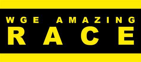 Amazing Logo 4 amazing race