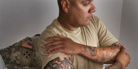 army tattoo removal army to remove limit on tattoos huffpost