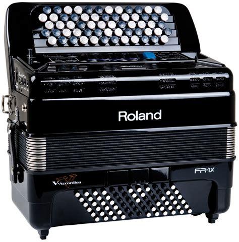 accordeon numerique roland fr xb bk