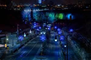 niagara falls lights 2014 winter festival of lights niagara falls 2014 wfol