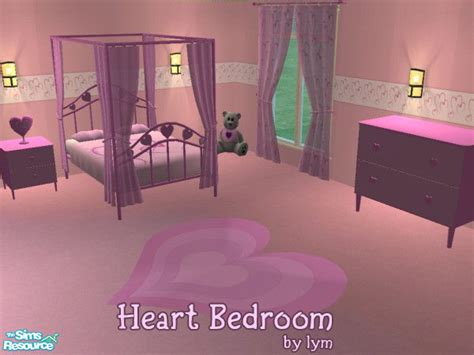 heart bedroom furniture lym s heart bedroom set