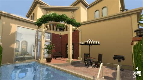 la casa 4 casa bonita solar residencial para descargar simsguru