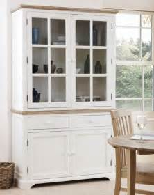 florence display cabinet solidly built white glass dresser