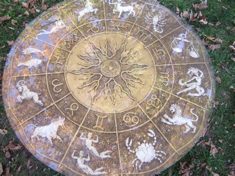 Zodiac Table by Tarot Zodiac Table Collectors Weekly