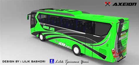 gambar desain bus seputar design bus axeion seputar bus dan truk