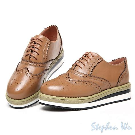 preppy oxford shoes new 2014 genuine leather shoes vintage preppy style