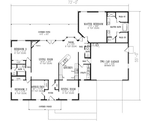 540 sq ft floor plan traditional style house plan 4 beds 2 5 baths 2362 sq ft
